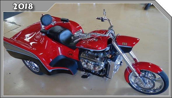 Boss Hoss Image -  Boss Hoss Featured Motorcycle from Mountain Boss Hoss For Sale